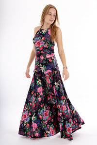 Summer-bloom Kleid