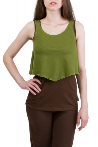 Ciara Top grün