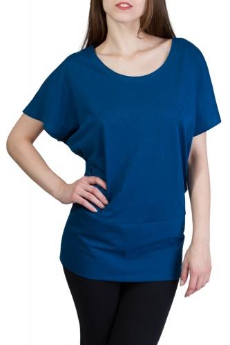 Gina T-Shirt blau