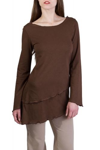 Perdita Shirt braun