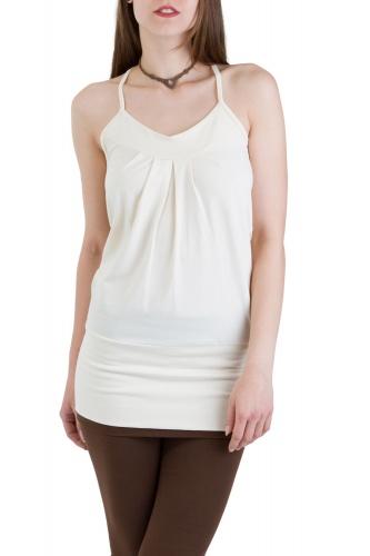 Zada Top off white