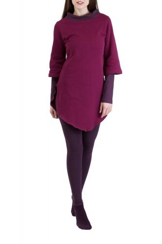 Kayley Pullover wine berry-violett