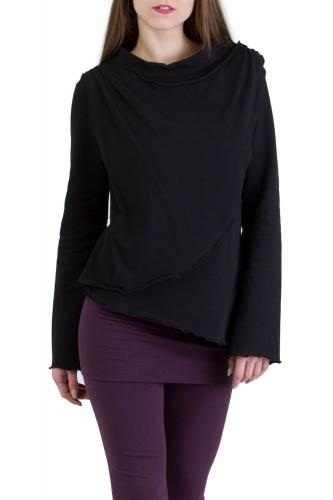 Chiso Pullover schwarz