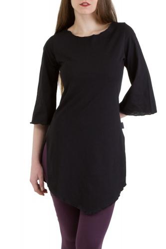 Avellana Shirt schwarz