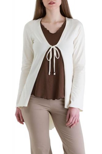 Loona Shirt/Jacke off white