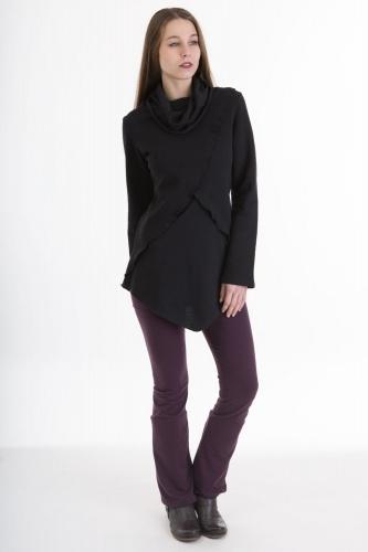 Cuco Pullover black