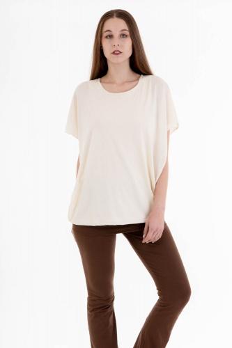 Capucha Shirt off white
