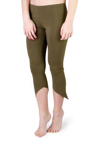 Vera Leggings olivegrün