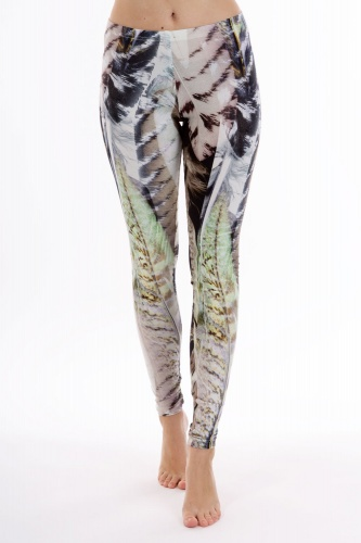 Aurora Leggings feather