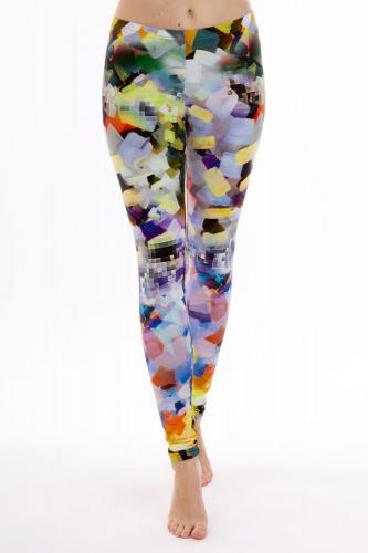 Aurora Leggings paint