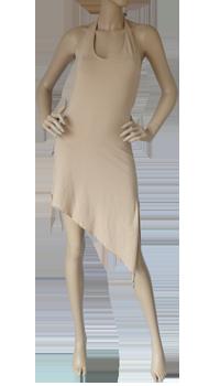 Valley Kleid beige
