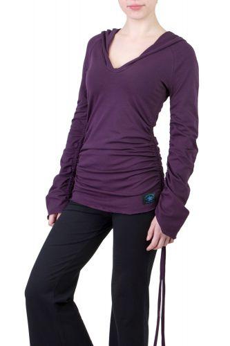 Unicorn Shirt violett