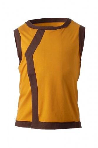 Chasis amber mit braun