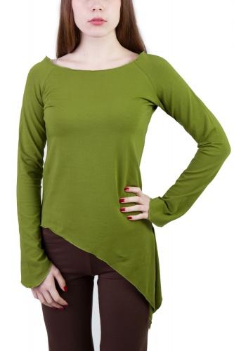Sense Shirt grün