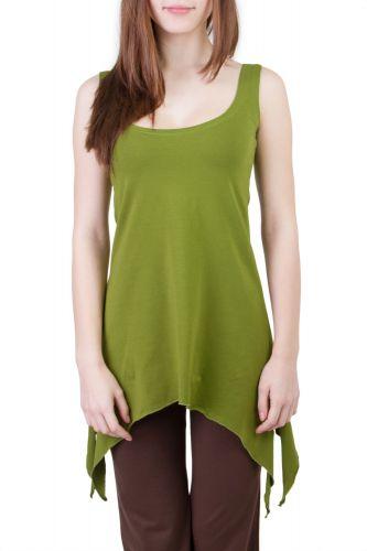 Spinell Top grün
