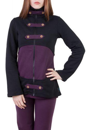 Geronimo schwarz violett