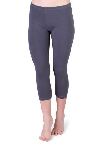 Iris Capri Leggings grau