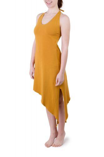 Valley Wickel Kleid amber