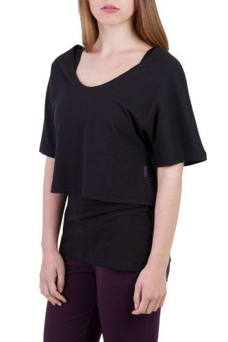 Fuchsia Shirt Set schwarz