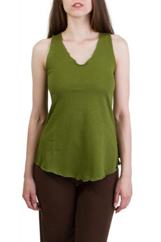 Ivy Top grün