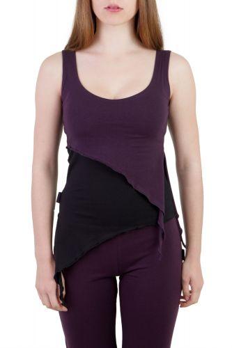 Fire ng Top violett-schwarz