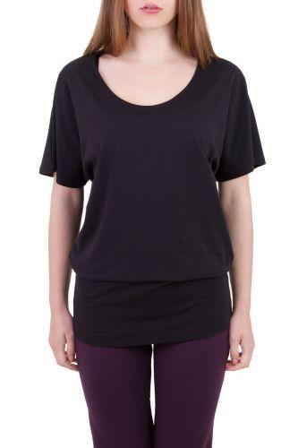 Gina T-Shirt schwarz