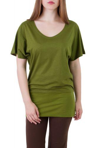 Gina T-Shirt grün