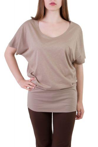 Gina T-Shirt taupe