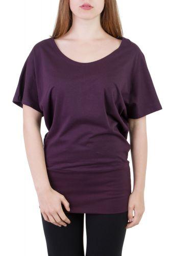 Gina T-Shirt violett