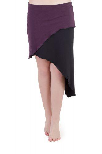 Pauline Rock violett-schwarz