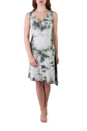 Julie Kleid batik forest