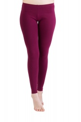 Juri leggings wine berry