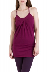 Zada Top wine berry