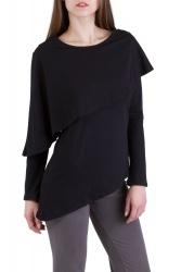 Vanda Shirt schwarz