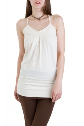 Zada Top off white