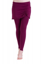 Cari Leggings wine berry