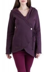 Noni Jacke violett