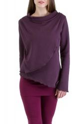 Chiso Pullover violett