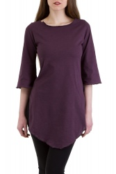 Avellana Shirt violett