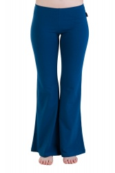 Flared Trousers blue