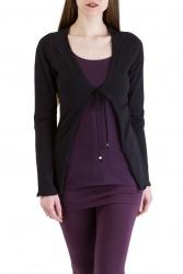 Loona Shirt/Jacke schwarz