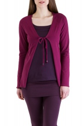 Loona Shirt/Jacke wine berry