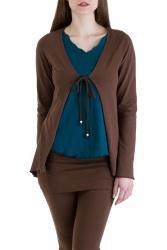 Loona Shirt/Jacke braun