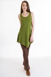 Belena Kleid grün