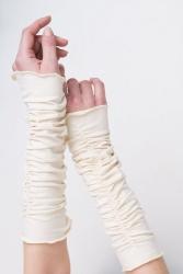 Beryl Arm-Stulpen off white