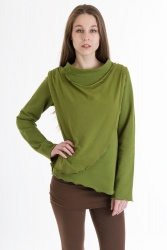 Chiso Pullover grün
