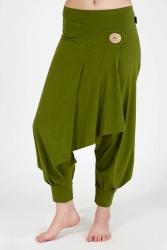 Malva Hose grün