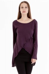 Volteo Shirt violett