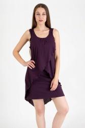 Solapo Kleid violett