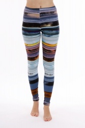 Aurora Leggings sunset